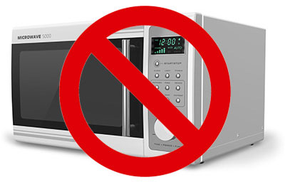 Ditch the microwave