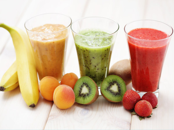 healthy vegetable and fruit smoothie recipes fruit juicer